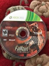 Fallout New Vegas Xbox 360 Disc Only Used