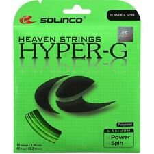 Solinco Hyper-G 16 16L 17 18 19 20 tennis string set