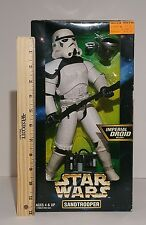 "Star Wars Sandtrooper Action Collection #2 12"" 1:6 figure 1997 MIB"