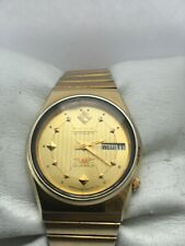 Citizen Unisex  Vintage Unisex Automatic 21 jewels Day/Date Model 4-039149 Watch