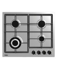 Haier HCG604WFCX2 60cm Stainless Steel Gas Cooktop