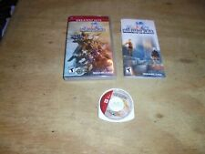 Final Fantasy Tactics The War Of The Lions (Sony PSP) Complete CIB