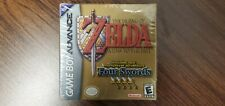 Legend Of Zelda A Link To The Past For Nintendo Gameboy Advance New Sealed READ