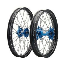 Tusk Wheel Set Front Rear Wheels 18/21 YZ125 YZ250 WR250F WR450F YZ250F YZ450F