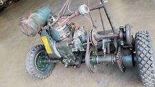 "New listing 1947 Toro Starlawn 27"" vintage reel mower."