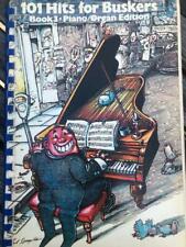 101 Hits for Buskers Book 3 Piano/Organ Edition Downtown, Daniel, Mambo Jambo