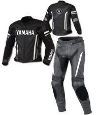 Hommes Courses Combinaison de Moto en Cuir Moto en Cuir Veste Pantalon 54