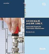 DIN EN 806 ff. und DIN 1988 ff - 9783410230465 DHL-Versand PORTOFREI