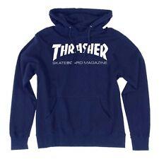 Thrasher Skate Mag Pullover Skateboard Hoodie Navy Xl