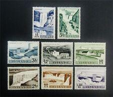 nystamps Iceland Stamp # 289-296 Mint Og Nh $76 J15y946
