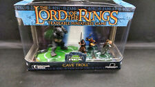 Lotr Lord of the Rings Combat Hex Cave Troll Set Sealed Aragorn Legolas Gimli