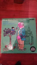 Oscar Wilde - Fairy Tales Rare UK LP from the 50s