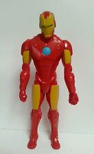 "IRON MAN - Avengers 12"" Action Figure Marvel Comics Toy Hasbro 2014 Collectible"