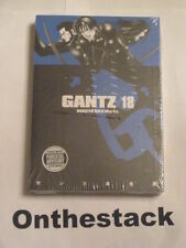 MANGA:   Gantz Vol. 18 by Oku Hiroya (2011, Paperback) Sealed!