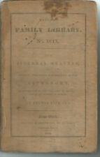 The Sidereal Heavens & Other Subjects Connected With Astronomy 1840 Hc Thomas Di
