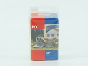 HO 1/87 Scale Walthers 933-4012 Logging Truck Resin Vehicle Kit SEALED