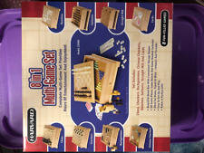 New Harvard 8 in 1 multi game set wooden box still wrapped