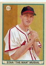 Stan Musial 2003 Upper Deck Play Ball Base Card #64. St. Louis Cardinals