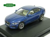 BNIB OO GAUGE OXFORD 1:76 76JXE002 JAGUAR XE BLUEFIRE CAR