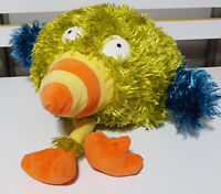 MOSHI BIRD PLUSH TOY SOFT TOY ABOUT 32CM WIDE ANIMAL TOY! FUNKY KIDS TOY! BOINGS