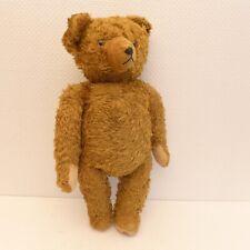 alter Teddy Bär- Glasaugen Größe ca. 60 cm  aus den 50.er Jahren
