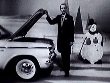 "16mm 1961 CHEVY ""CHRISTMAS CAR DEALS"" TV AD - 120 SECONDS"