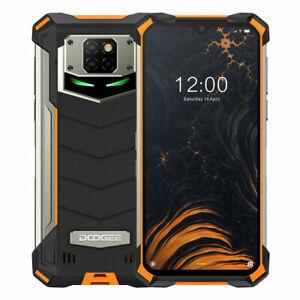 DOOGEE S88 Plus Global IP68 6,3 pouces NFC 10000mAh 8GB 128GB 4G Smartphone