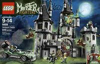 NEW LEGO 9468 Monster Fighters Vampire Castle Factory Sealed Halloween MIB Rare