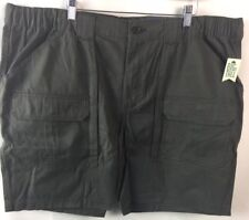 bd0664de Levi's Men's Big and Tall Carrier Cargo Short - Choose Sz/color Four Leaf  Clover 46. $19.99 New. Croft & Barrow Cargo Shorts Size 48 Relaxed Side  Elastic ...