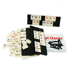 Portable Digital Board Game Israel Mahjong Rummikub 106 Tiles Family Travel