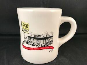 Waffle House Diner Style Coffee Tea Cup Mug 10 oz.