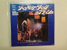"JOHNNY WINTER:Jumpin' Jack Flash-Good Morning Little School Girl-Japan 7"" DJ PSL"