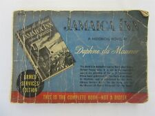 Jamaica Inn by Daphne du Maurier - US Armed Services WWII paperback novel