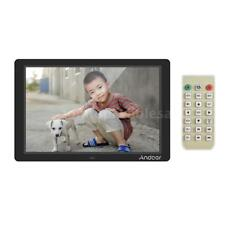 "12.1"" Digital Photo Frame LED Picture Album Clock Calendar 1080P HD Video Player"