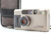 【EXC+++++】Contax T2 D Point & Shoot 35mm Compact Film Camera from Japan # 259
