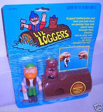 #8267 NRFC Vintage Kenner Lil Loggers Ranger Rick and Chops the Beaver