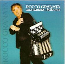ROCCO GRANATA - una mattina CD SINGLE 2TR 1999 RARE!!
