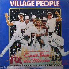 CAN'T STOP The MUSIC Soundtrack  LP - Village People