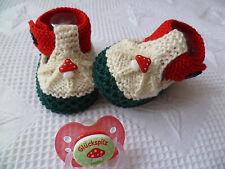 Guía de punto bebé zapatos libre elección e-book pdf nuevo!!!