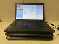 Toshiba Tecra A50-A Boots to Bios NO HDD + Caddy, 4GB ddr3 & Adapter (Lot of 3)