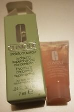 BNIB Clinique Moisturisers Moisture Surge Hydrating Supercharged Concentrate