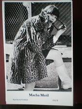 POSTCARD RP ACTRESS MACHA MERIL