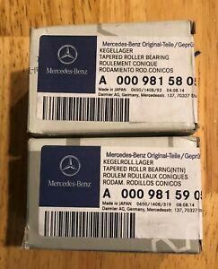 Mercedes-Benz NOS Wheel Bearings 230SL 250SL 280SL 350SL 380SL 450SL & SLC 560SL