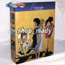 Paq. Box Set Studio Ghibli Vol. 5  en Blu-ray Región A, B, C, ESPAÑOL LATINO