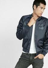 nwt EXPRESS embroidered souvenir jacket bomber xl TIGER