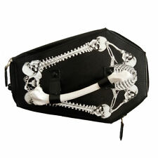 Women's Bat Skull Coffin Purse Casket Gothic Lolita Punk Handbag Shoulder Bag