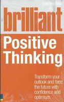 Brilliant Positive Thinking (Brilliant Lifeskills) by Sue Hadfield, NEW Book, FR