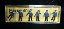Preiser, Vintage, New Package, Item# 4012 Ho scale, Train Crew, 6x