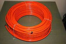 "1/4"" HYDRAULIC THERMOPLASTIC HOSE  PER FOOT 2750 PSI CUSTOM CRIMP PER YOUR SPECS"