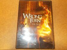 Wrong Turn 3: Left for Dead (DVD, 2009)  Unrated!